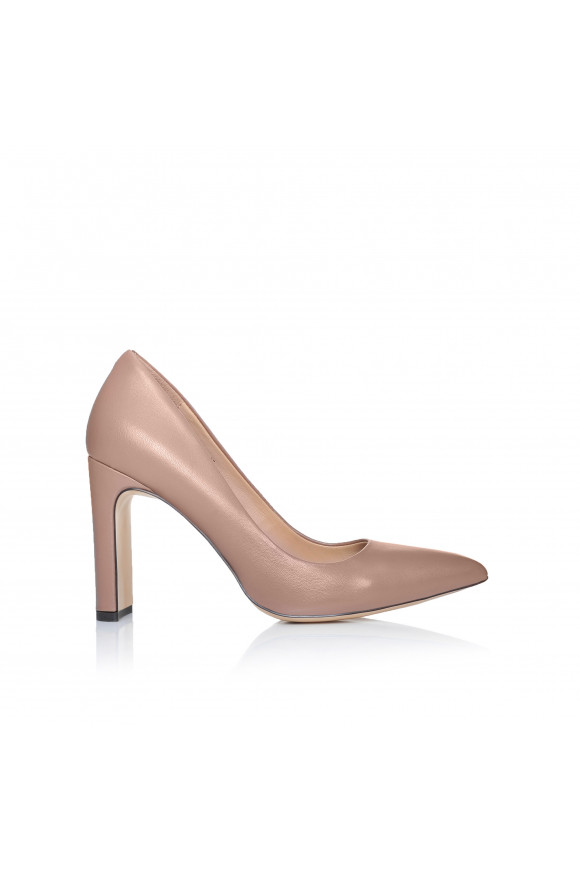 Туфлі жіночі лакові - 77924