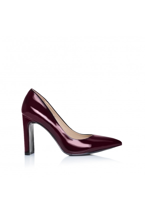 Туфлі жіночі лакові