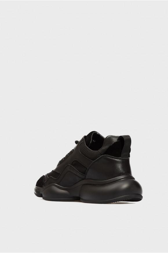 Кроссовки мужские кожаные Antonio Biaggi 80930 / 4