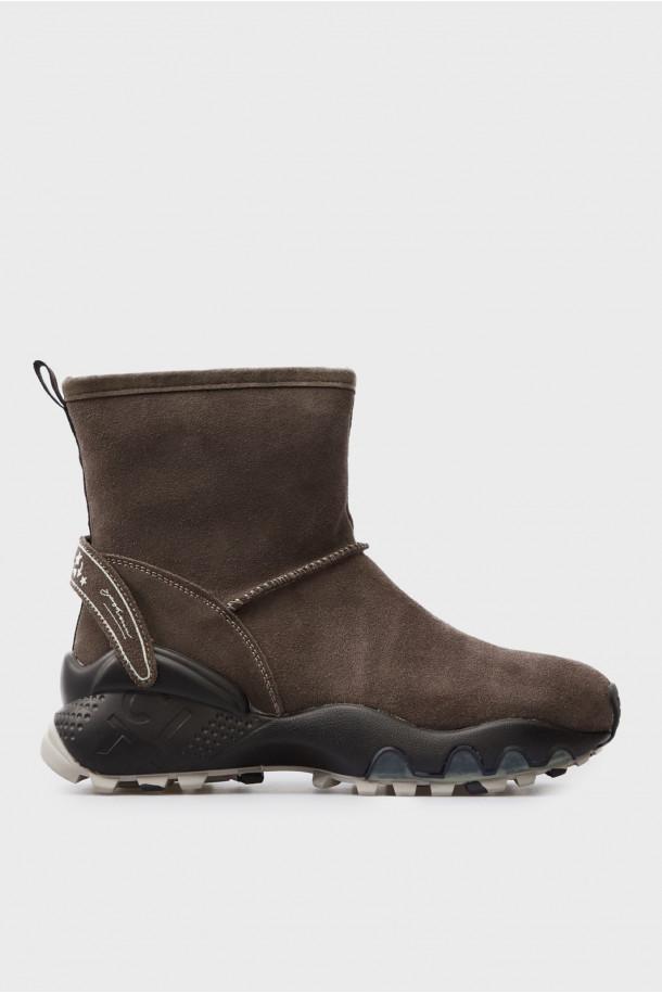 Ботинки женские замшевые Antonio Biaggi 81938