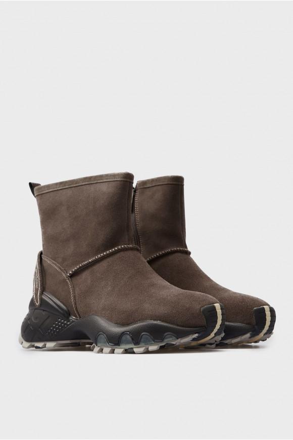 Ботинки женские замшевые Antonio Biaggi 81938 / 2